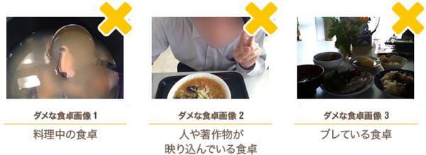 リア食の利用手順3