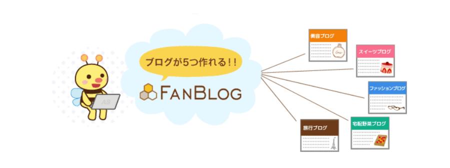 A8.netファンブログの作り方