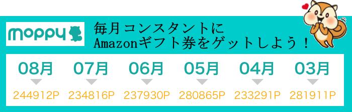 Amazonギフト券無料ゲット手順